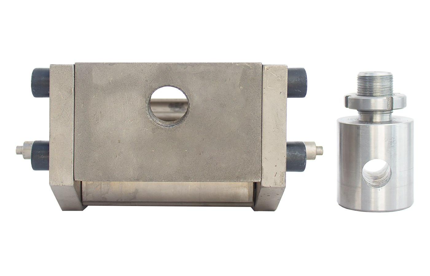 Самозажимной роликовый захват (до 100 кН)