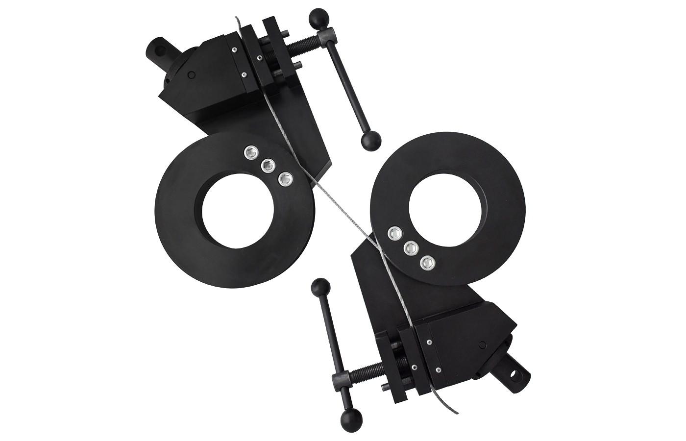 Приспособление «Улитка» для испытания на растяжение проволоки до 10 мм (до 100 кН)