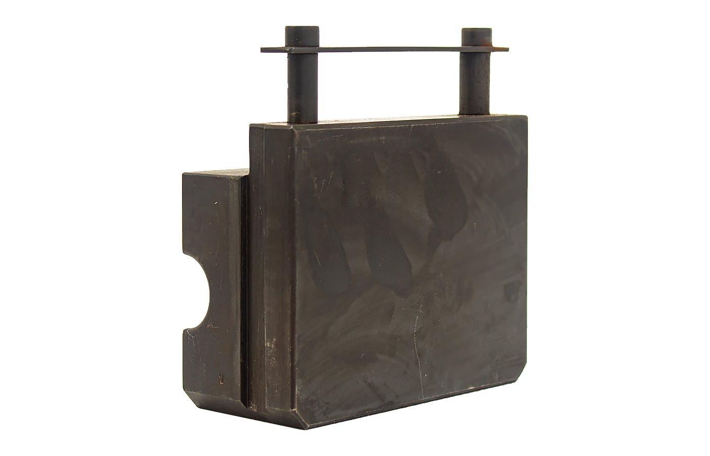Цанговый захват для стальных канатов (до 600 кН)