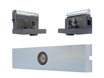 Приспособление для испытания на трехточечный изгиб (до 1000 кН)