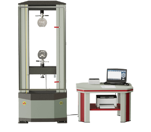 Разрывная испытательная машина МИМ-300 (300 кН)